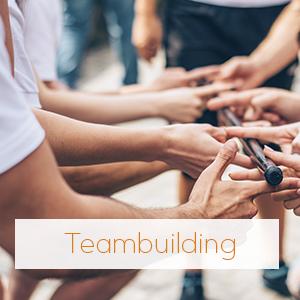 Teambuilding Eventmodule mieten München