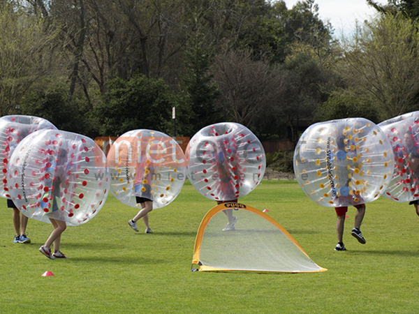 bubble soccer mieten muenchen