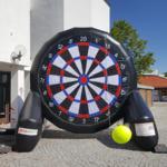 fussball dart mieten muenchen