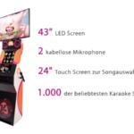 karaokemaschine mieten muenchen