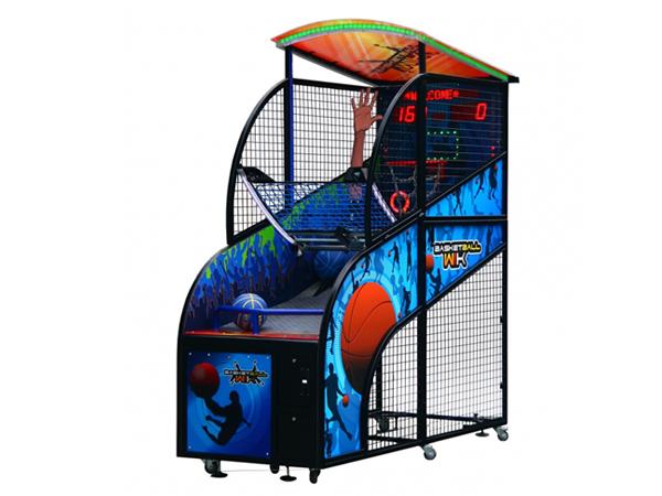 baskettball automat mieten