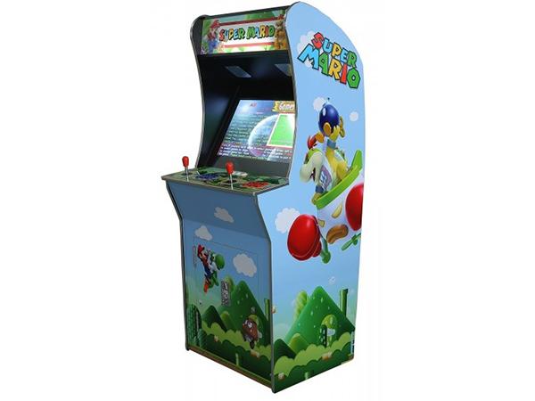 Retro Arcade Spielautomat mieten neu