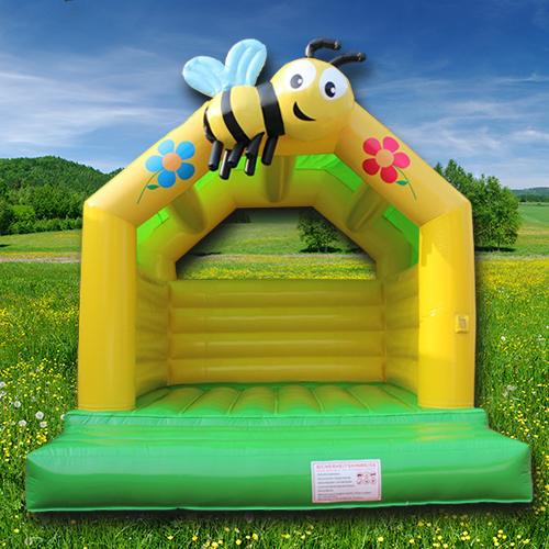 Huepfburg Biene mieten muenchen1