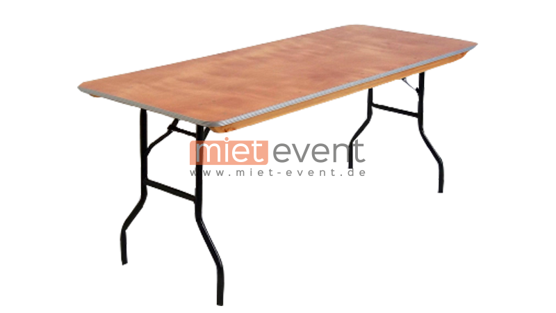 banketttische und tische in m nchen mieten bei miet event miet. Black Bedroom Furniture Sets. Home Design Ideas
