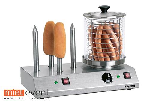 hot dog maker hot dog stand mieten in m nchen miet event. Black Bedroom Furniture Sets. Home Design Ideas